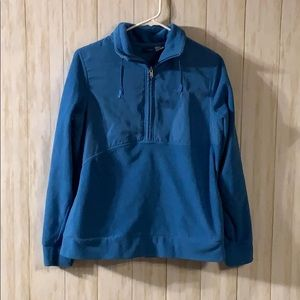 Reebok pullover jacket in women's medium